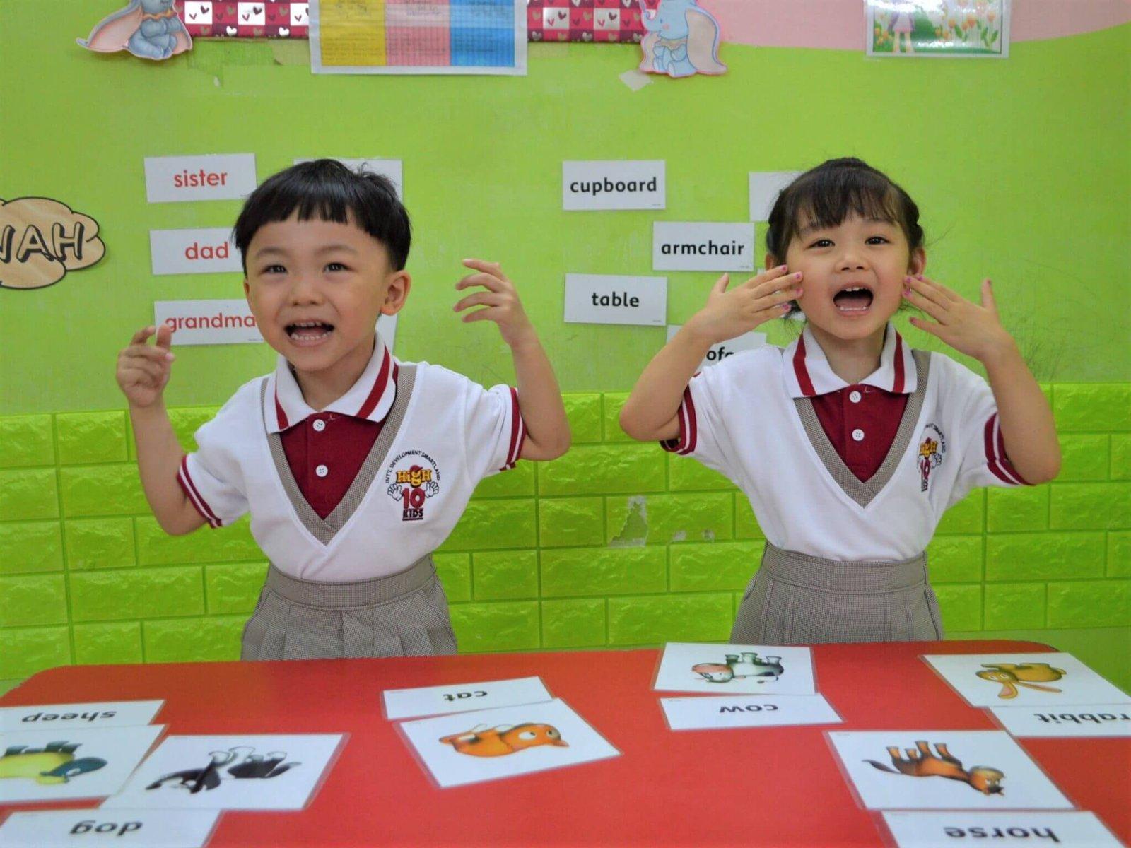 high 10 premier best preschool kindergarten raja uda butterworth penang malaysia
