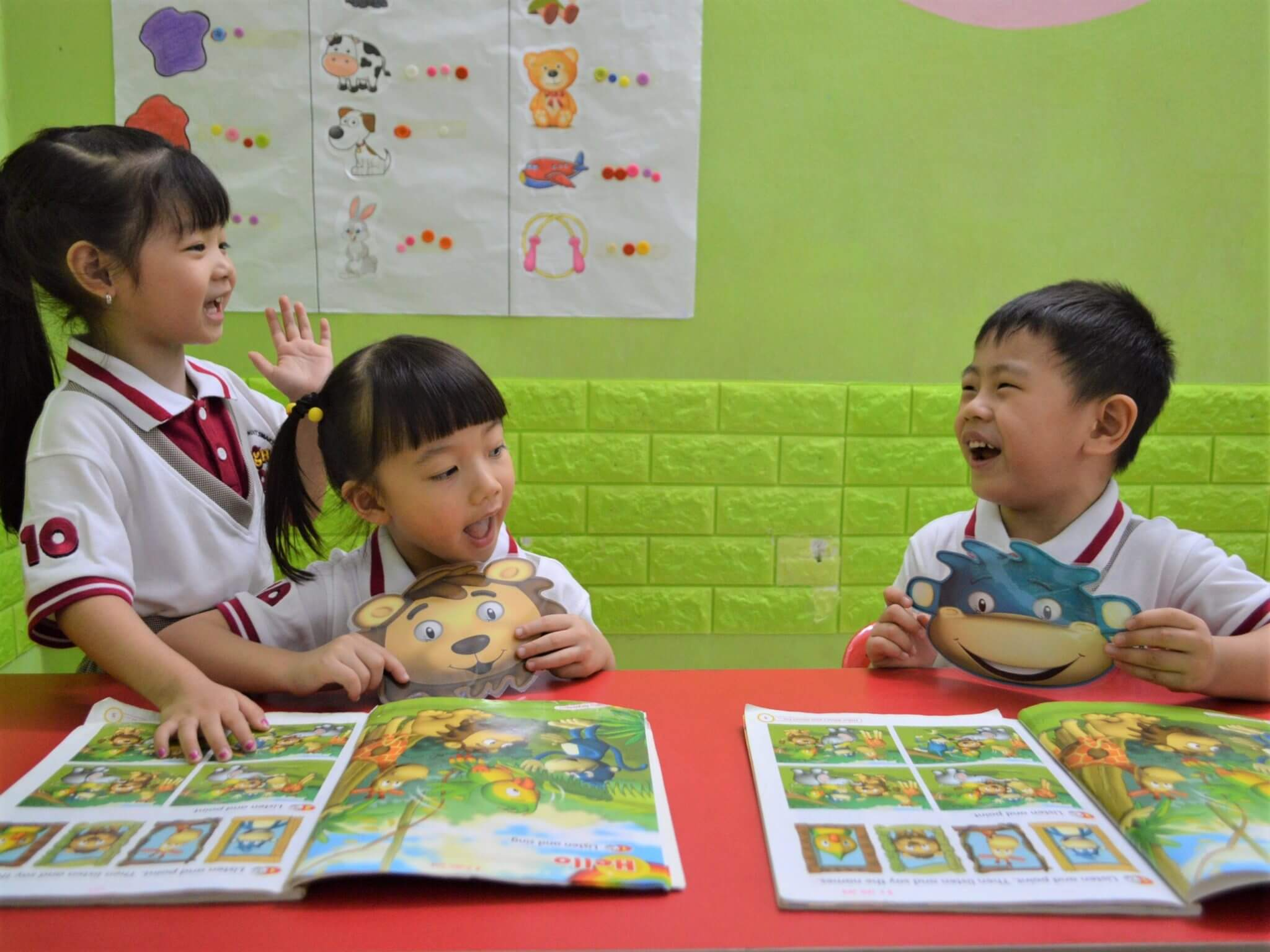 high 10 premier best preschool kindergarten raja uda butterworth penang malaysia