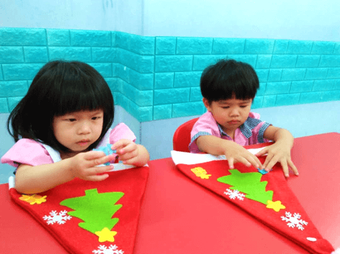 best kindergarten preschool Penang Malaysia High 10 Kingdom creative arts